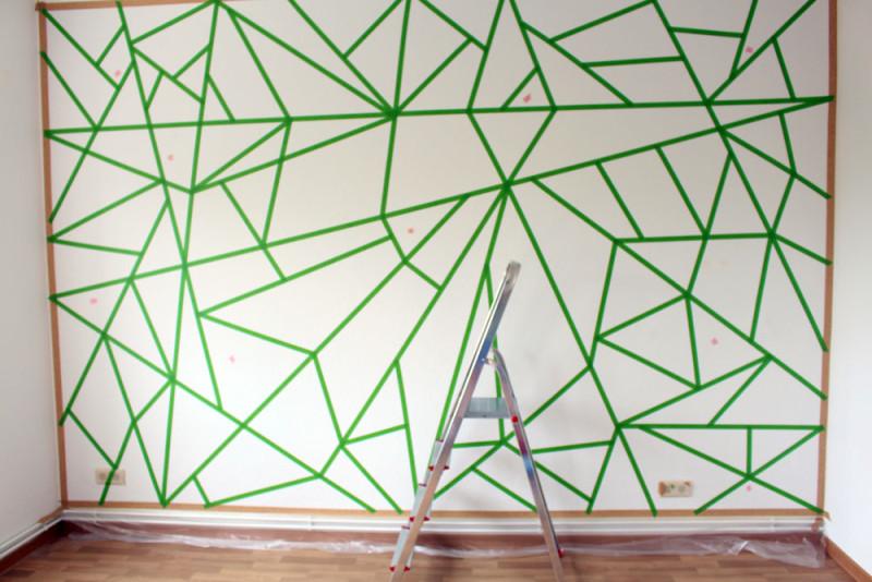 [DIY-Love] Mach was! . . . aus einer weißen Wand 6