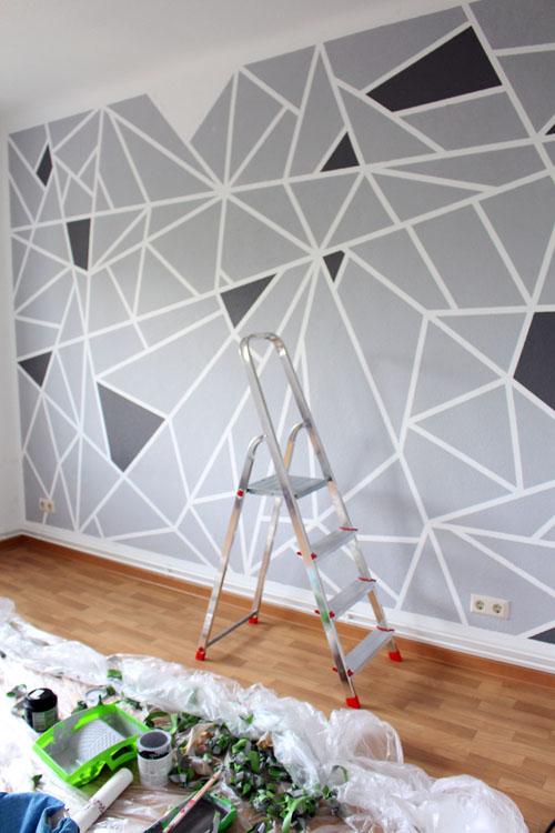 [DIY-Love] Mach was! . . . aus einer weißen Wand 10