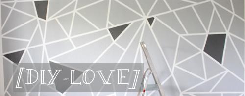 [DIY-Love] Mach was! . . . aus einer weißen Wand 3