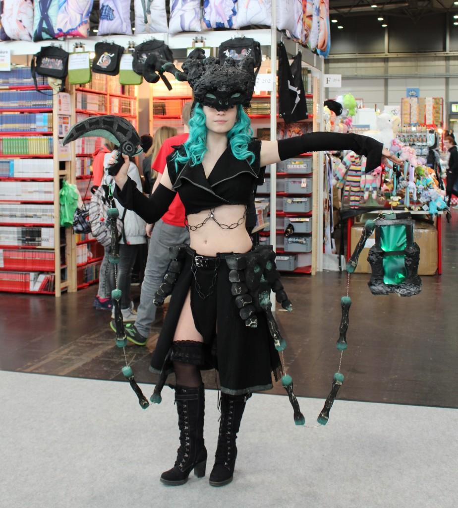 Leipziger Buchmesse - Manga- und Anime-Convention!!! 36