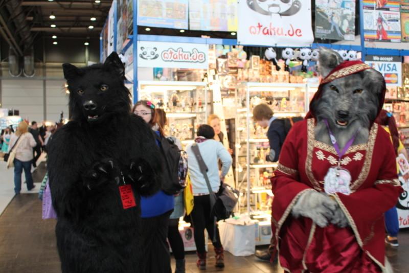 Leipziger Buchmesse - Manga- und Anime-Convention!!! 12