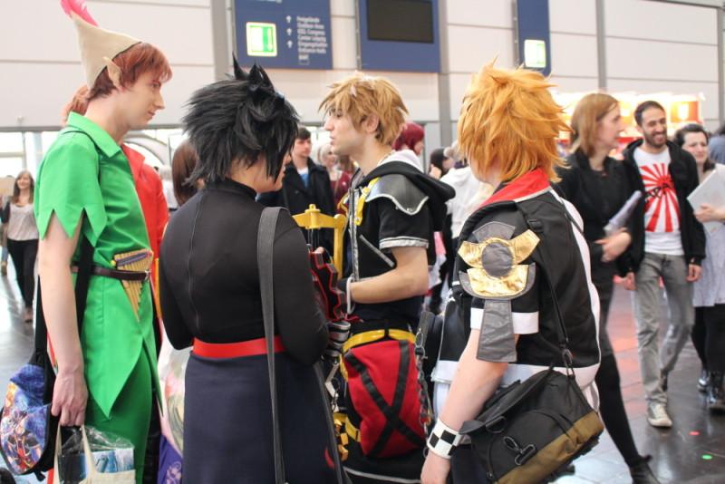 Leipziger Buchmesse - Manga- und Anime-Convention!!! 6