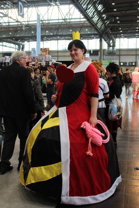 Leipziger Buchmesse - Manga- und Anime-Convention!!! 5