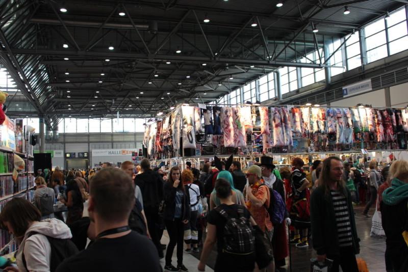 Leipziger Buchmesse - Manga- und Anime-Convention!!! 4