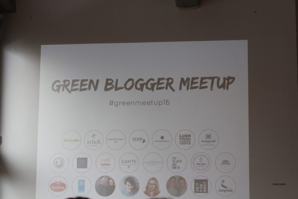 Green Blogger Meetup Köln