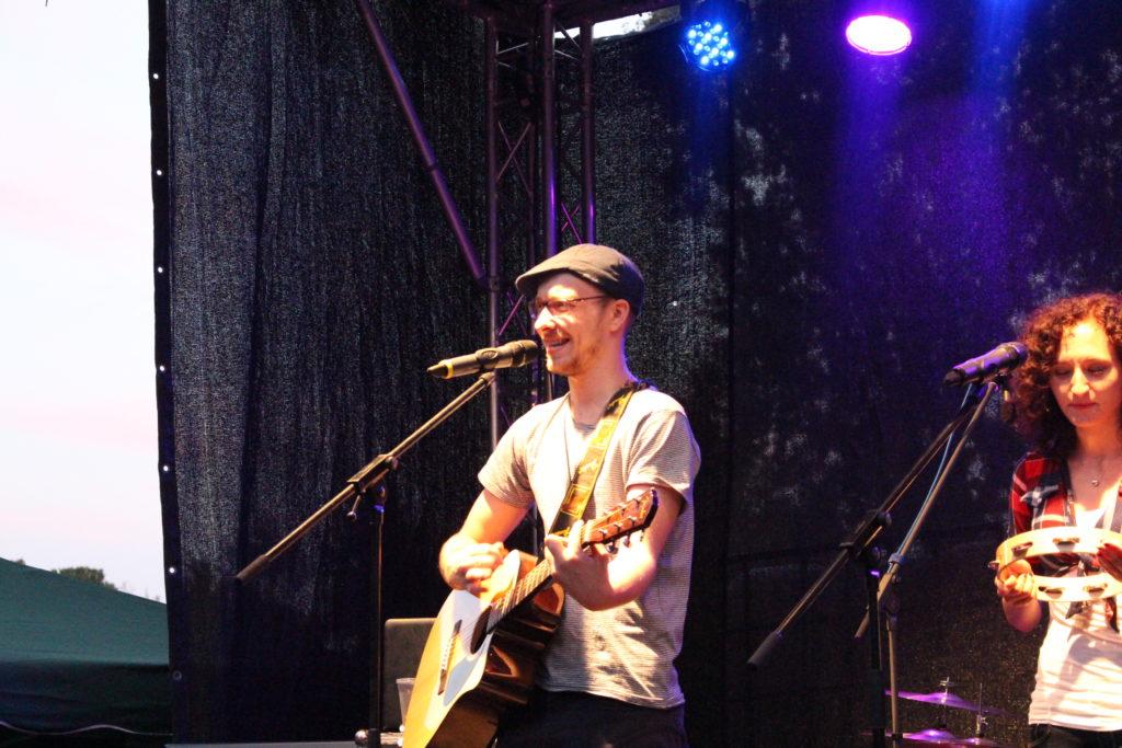 MaRo Konzert Brandenburg Einführungswoche