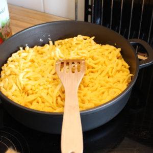 Käsespätzle - Lieblingsgericht aus der Kindheit 13